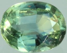 0.95 Cts Songea Sapphire GOGO 1653