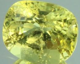 1.35 Cts Songea Sapphire ,Golden Yellow GOGO 1655