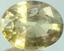 1.25 Cts Songea Sapphire GOGO 1657