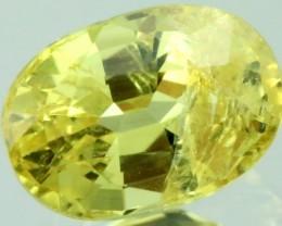 1.20 Cts Songea Sapphire GOGO 1669