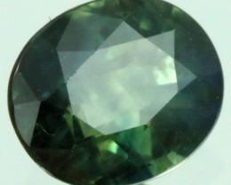1.05 Cts Songea Sapphire GOGO 1671