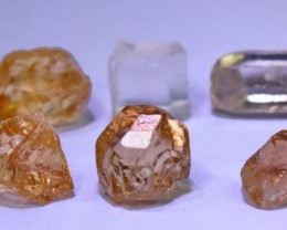 40.50cts  Brown Color Topaz Rough
