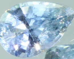 1.00 Cts  Nice Songea Sapphire GOGO 1676