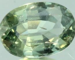 1.05 Cts Songea Sapphire GOGO 1678