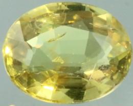 1.05 Cts Songea Sapphire GOGO 1679