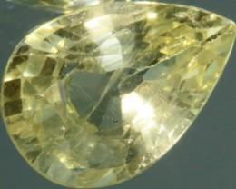 1.65 Cts Songea Sapphire GOGO 1693