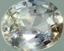 1.30 Cts Songea Sapphire GOGO 1695