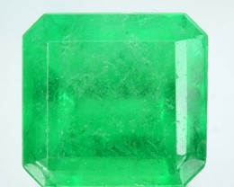 1.79 Cts Natural Colombian Emerald Beautiful Gem