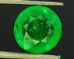 100% NATURAL 1.500 CT GREEN EMERALD