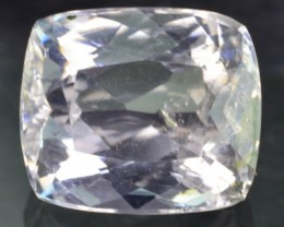 6.95 CT NATURAL BEAUTIFUL POLLUCITE GEMSTONE FROM PAKISTAN