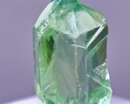 First Class Rare26.55ct Prasiolite rough