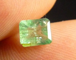 1.10cts Zambian Emerald , 100% Natural Gemstone