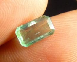 1.17cts Zambian Emerald , 100% Natural Gemstone