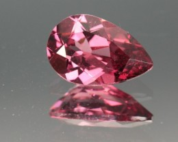 1.965 CT DEEP PINK TOURMALINE - UNTREATED!