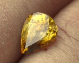 2.65 Carat Nice Pear Cut Sphene