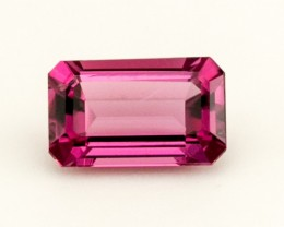 2.49ct Pink Rectangle Tourmaline (PG-57-28-MN)