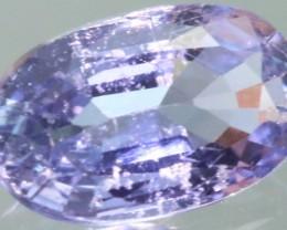 1.05 Cts Songea Sapphire GOGO 1723