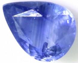 0.90 Cts Songea Sapphire GOGO 1726