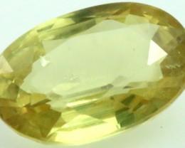 1.15 Cts Songea Sapphire GOGO 1729