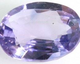 0.75 Cts Songea Sapphire GOGO 1731