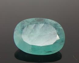 7.25 Crt natural most rare grandidierite gemstone