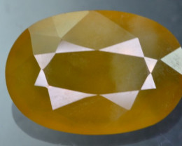 12.75 CT NATURAL HYDROGROSSULAR GARNET GEMSTONE