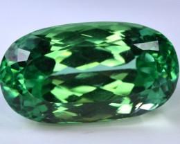 45.45 Crt Amazing Green Spodumene Gemstone ~ Afghanistan