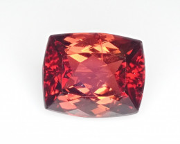 6.33ct Redish/Orange Tourmaline