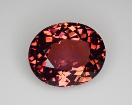 4.92ct Redish/Orange Tourmaline
