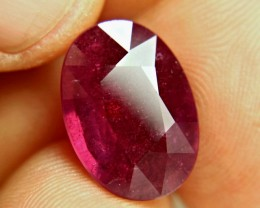 13.96 Carat Fiery Ruby - Gorgeous