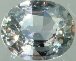 1.05 Cts Songea Sapphire GOGO 1742