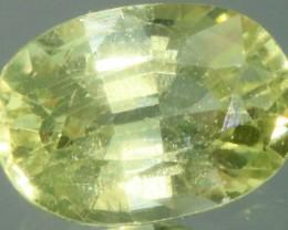 1.40 Cts Songea Sapphire GOGO 1746