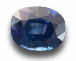 1.25 CTS Natural BLUE sapphire |Loose Gemstone|New Certified| Sri Lanka