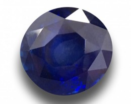 Natural Royal Blue sapphire |Loose Gemstone|New Certified| Sri Lanka
