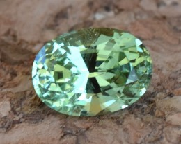 1.79cts Mint green Grossular garnet - Merelani (RG143)