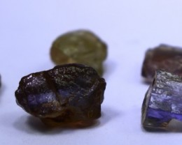 10Cts 100% Natural  blue tanzanite Rough
