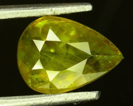 Natural Sphene 1.145 ct Great Color Dispersion