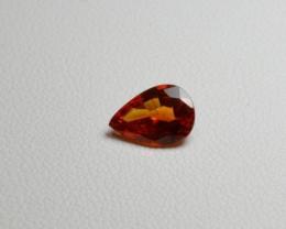 Orange Sapphire - 1,37 ct - Gemstone