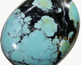 10.85 CTS TURQUOISE -HUBAY- NATURAL STONE [STS453]