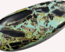 26.35 CTS TURQUOISE -HUBAY- NATURAL STONE [STS455]