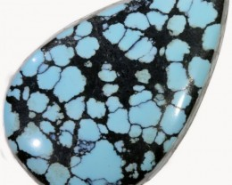8.8 CTS TURQUOISE -SPIDER WEB- NATURAL STONE [STS489]