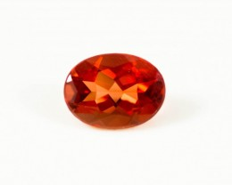 Red Andesine 1.17 ct Russia