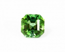 Green Tourmaline 0.51 ct Brasil