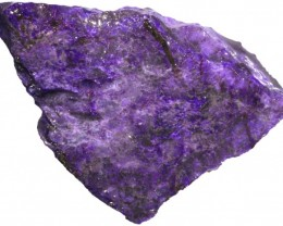 235.20 CTS SUGILITE ROUGH  -STH AFRICA [F6667 ]