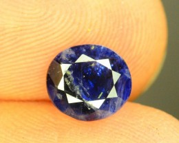 0.780 ct Natural Untreated Sapphire ~ Afganistan