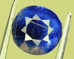 3.135 ct Natural Untreated Sapphire ~ Afganistan