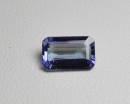Tanzanite - 1.38 ct - PGTL certified