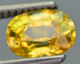 GiL Certified 2.54 ct Yellow Zircon Combodia PR.1