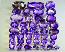 736.50 CT 151 pcs BEAUTIFUL AFGHANISTAN AMETHYST