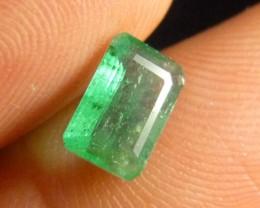 1.36cts Zambian Emerald , 100% Natural Gemstone